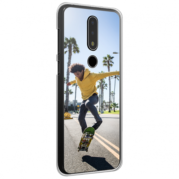 Nokia 6.1 Plus - Hard Case Handyhülle selbst gestalten