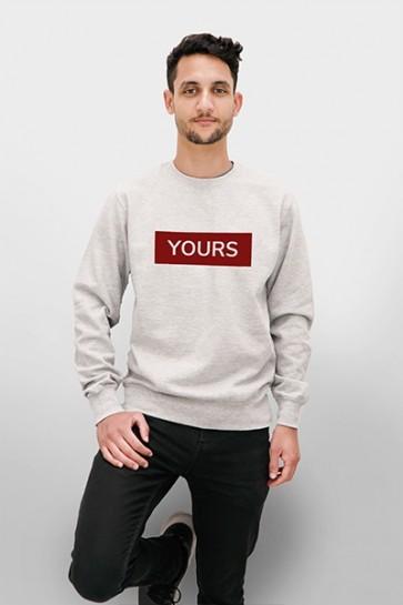 Männer - Pullover Bedrucken