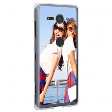 Sony Xperia XZ2 Compact - Hard Case Handyhülle Selbst Gestalten
