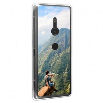 Sony Xperia XZ2 - Hard Case Handyhülle Selbst Gestalten