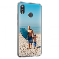 Huawei P20 Lite - Hard Case Handyhülle Selbst Gestalten