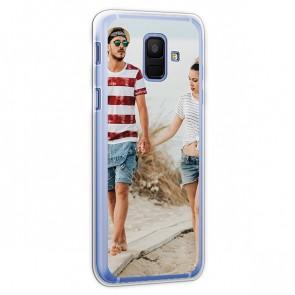 Samsung Galaxy J8 - Hard Case Handyhülle Selbst Gestalten