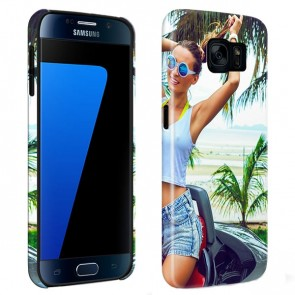 Samsung Galaxy S7 - Tough Case Handyhülle Selbst Gestalten
