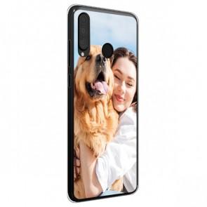 Huawei P30 Lite - Silikon Handyhülle Selbst Gestalten
