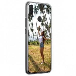 Huawei P Smart Plus - Hard Case Handyhülle Selbst Gestalten