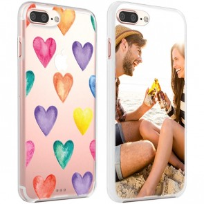 iPhone 7 PLUS & 7S PLUS - Hard Case Handyhülle Selbst Gestalten