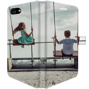 iPhone 8 - Wallet Case Selbst Gestalten (Vollständig Bedruckt)