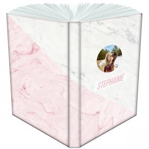 Notizbuch selbst gestalten - A5 - Vollständig bedruckt