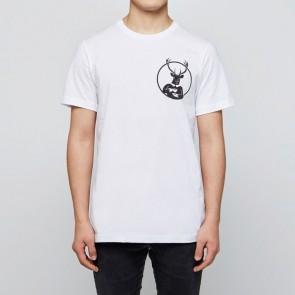 Männer- Klassisches T-Shirt Rundhalsausschnitt