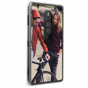 Sony Xperia XZ2 Premium - Hard Case Handyhülle Selbst Gestalten