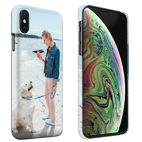 Iphone Xs Max Hülle Selbst Gestalten Rundum Bedruckte Hard Case