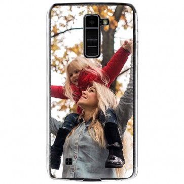 LG K10 - Softcase Hoesje Maken