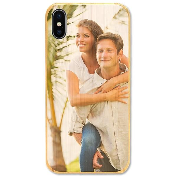 87b83942220b8f iPhone Xs - Houten Hoesje Maken