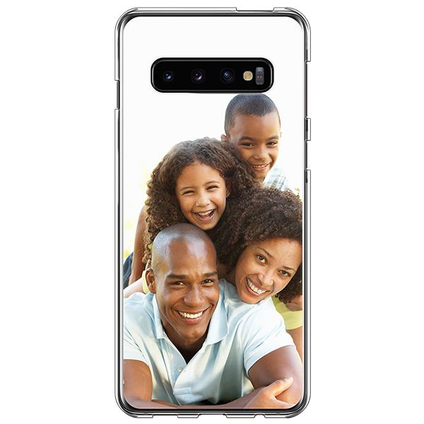 34fcc770fe9f50 Samsung Galaxy S10 Plus - Softcase Hoesje Maken