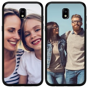 Samsung Galaxy J7 (2017) - Personalised Silicone Case