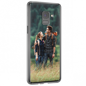 Samsung Galaxy A8 (2018) - Personalised Silicone Case