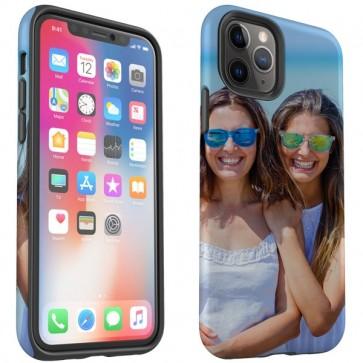 iPhone 11 Pro Max - Custom Full Wrap Tough Case