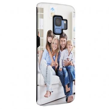 Samsung Galaxy S9 - Custom Full Wrap Tough Case