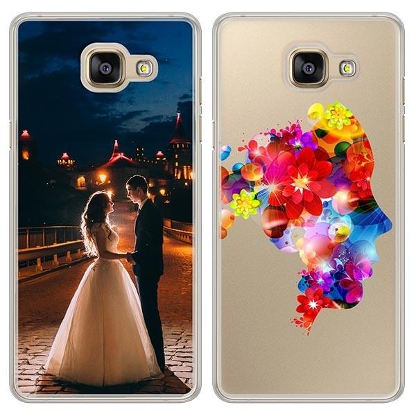 sale retailer a54cf e07c7 Samsung Galaxy A5 (2016) - Custom Silicon Case
