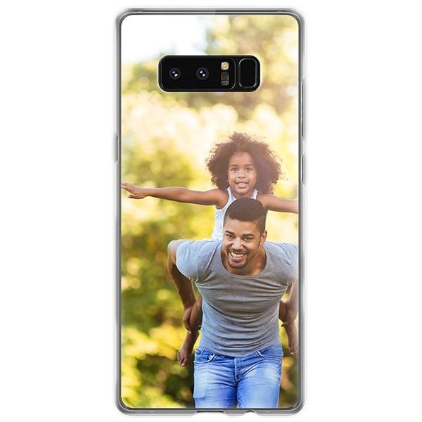 online retailer 2328e e753d Samsung Galaxy Note 8 - Custom Slim Case