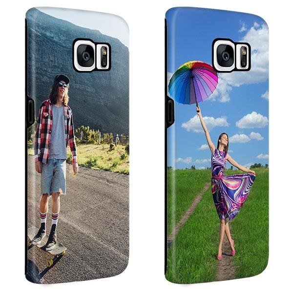 5ea3316b4287 Samsung Galaxy S7 Edge - Custom Full Wrap Tough Case