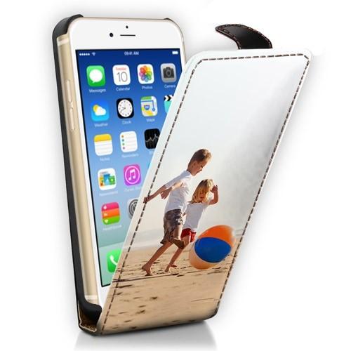 custom iphone 6 6s flip case with unique photo