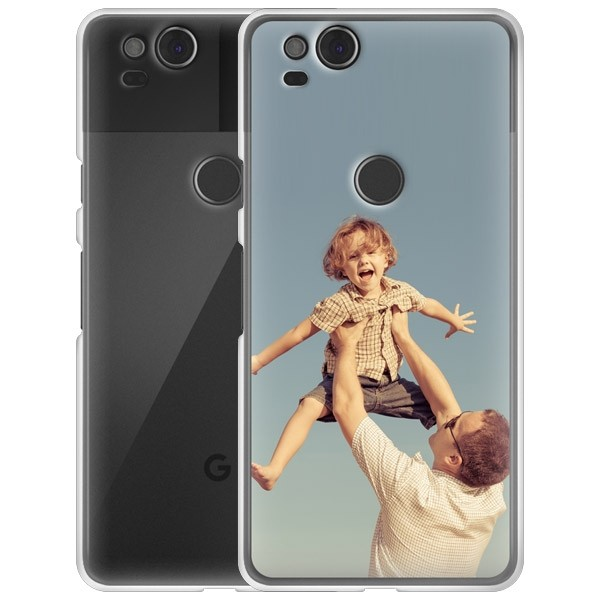 newest cfe8a 07eae Google Pixel 2 - Custom Slim Case