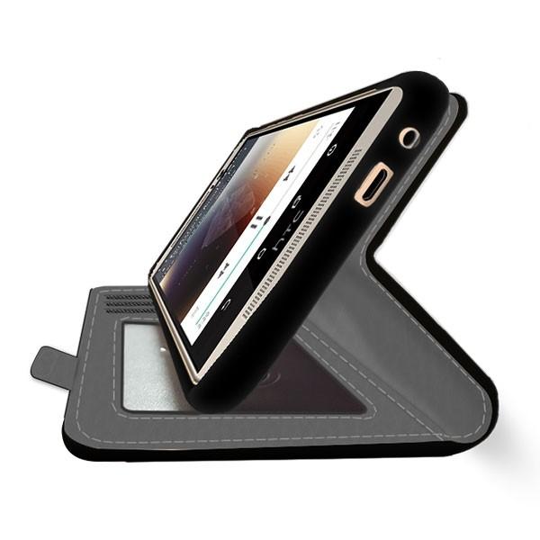 promo code e2552 ec06b HTC One M9 - Custom Wallet Case (Front Printed)