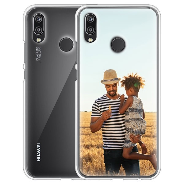 hot sale online a5dbc 9e149 Huawei P20 Lite - Custom Slim Case