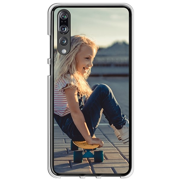 new concept ff81e 7caf7 Huawei P20 Pro - Custom Silicone Case