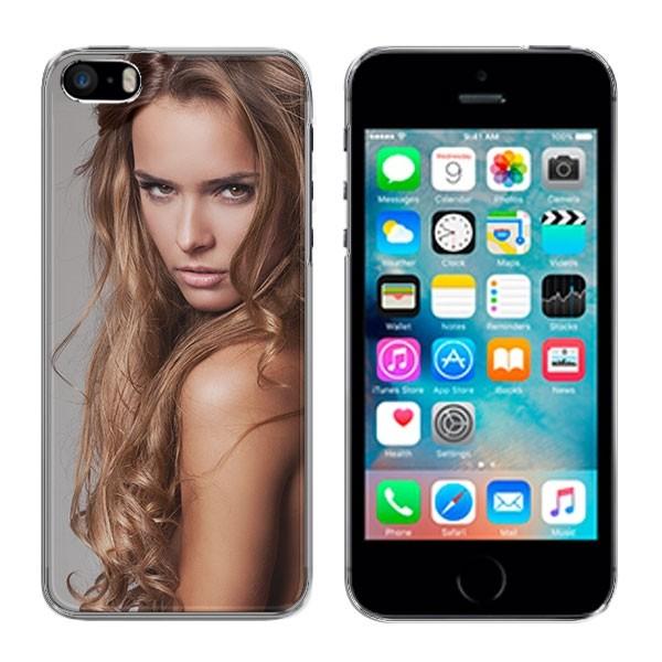 official photos b33de cf8ae iPhone 5, 5S & SE - Custom Silicon Case