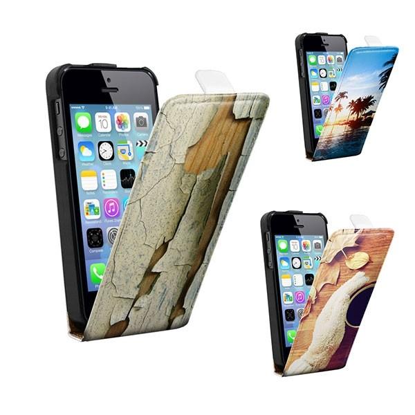 best loved 0ec9e bf972 iPhone 5, 5S & SE - Custom Flip Case