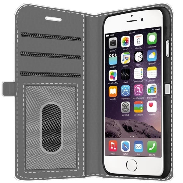 premium selection 9b2bd 3b84a iPhone 6 PLUS & 6S PLUS - Custom Wallet Case (Front Printed)