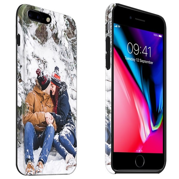 newest 39aa3 fa118 iPhone 8 Plus - Custom Full Wrap Tough Case