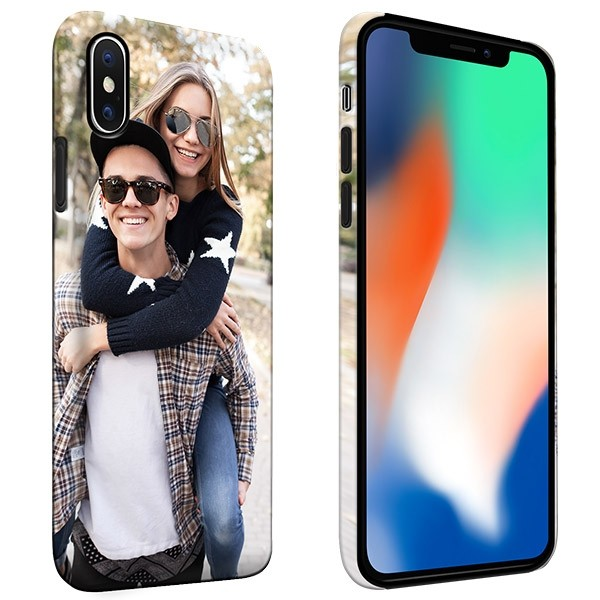 info for f26d0 fefd6 iPhone X - Custom Full Wrap Tough Case