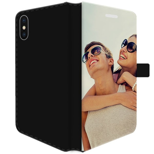 differently 35720 bd595 iPhone X - Custom Wallet Case (Front Printed)