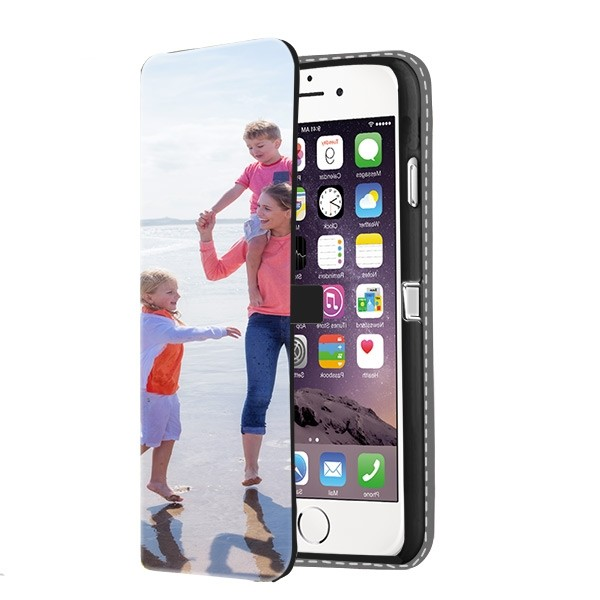 big sale a3a28 eee98 iPhone 6 & 6S - Custom Wallet Case (Front Printed)