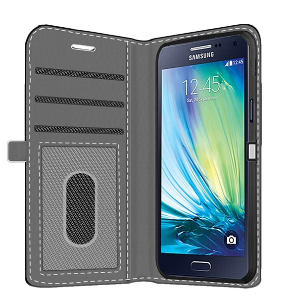 timeless design 528f5 c0bf1 Samsung Galaxy A5 (2015) - Custom Wallet Case (Front Printed)