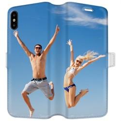 iPhone X - Custom Wallet Case (Full Printed)