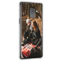 Samsung Galaxy A8 2018  - Custom Slim Case