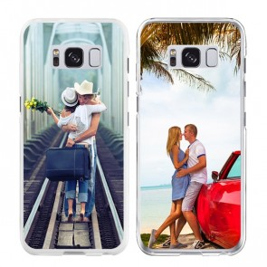 Samsung Galaxy S8 - Custom Silicon Case