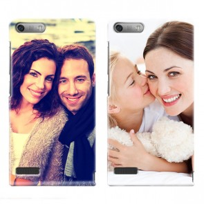 Huawei Ascend G6 - Custom slim case - Black or white