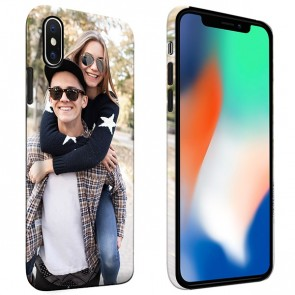 iPhone X - Custom Full Wrap Tough Case
