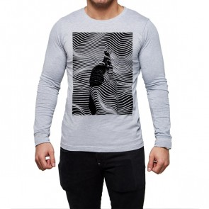 Men - Long Sleeve - Personalised t-shirt