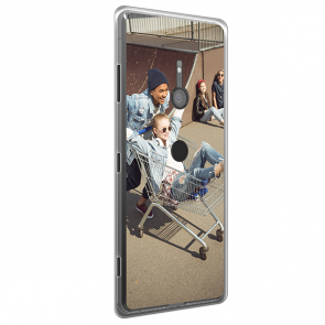 Sony Xperia XZ3 - Custom Slim Case