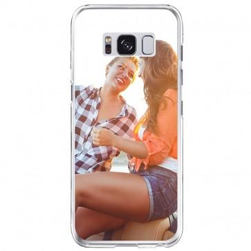 Samsung Galaxy S8 PLUS - Hard Case Handyhülle Selbst Gestalten