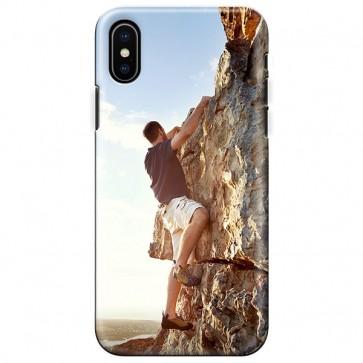 iPhone X - Tough Case Handyhülle Selbst Gestalten
