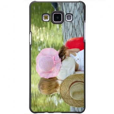 Samsung Galaxy A5 (2015 - SM-A500F) - Hard Case Handyhülle Selbst Gestalten
