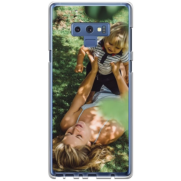 Samsung Galaxy Note 9 Silikon Handyhülle Selbst Gestalten