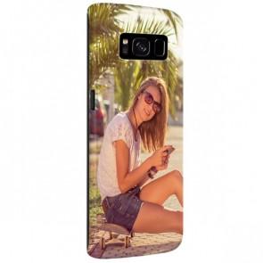 Galaxy S8 PLUS - Rundum Bedruckte Hard Case Handyhülle Selbst Gestalten